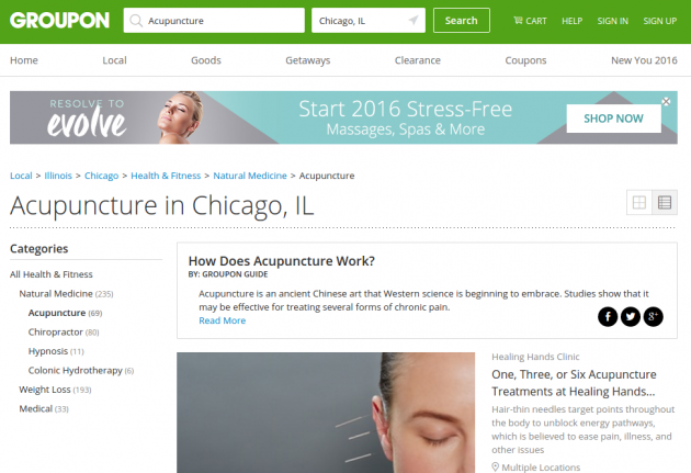 acupuncture in chicago