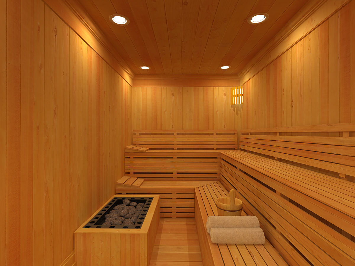 A Wood Sauna Heater is harder to find than you think
