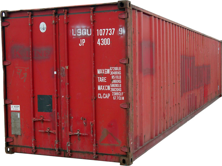 There are plenty of storage containers for your construction business out there