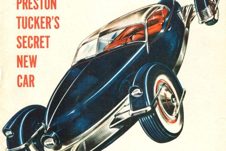 Preston_Tucker's_Secret_New_Car,_The_Carioca
